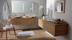 de bains se fait zen // http://www.deco.fr/diaporama/photo-la-salle-de ...