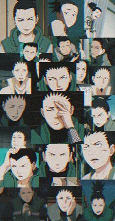 Kakashi Hatake, Anime Naruto, Hinata, Tenten Y Neji, Naruto And Shikamaru, Naruto Cute, Naruto Shippuden Sasuke, Otaku Anime, Wallpaper Memes