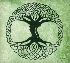Celtic Symbol For Brother | Celtic Tree Of Life Drawing by Mindy Bench - Celtic Tree Of Life Fine ...