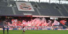 Die Anhänger von Red Bull Salzburg haben ein neues Feindbild: RB Leipzig<br />Bild: SturmTifo.com
