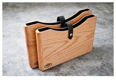 Wooden mac cases