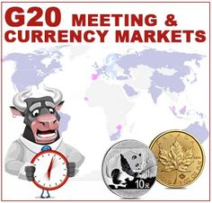 G20 Meeting to Start a Busy Month in Currency Markets