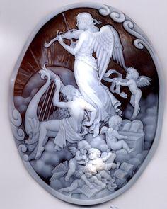 Modula Gioielli - Music/Allegory of Music  by Vincenzo Mazza