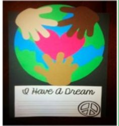 Just Wild About Teaching: Remembering Martin Luther King Jr With a Sweet Treat! Enter to win this pack. this might be a cute idea for you are Norene Holiday Activities, Preschool Activities, Holiday Crafts, Community Activities, Speech Activities, Writing Activities, Mlk Jr Day, King Craft, Harmony Day