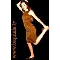 Vestido Santa Alma Strech Ref.9913 Tamanho P.