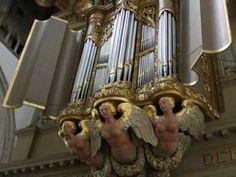 Johann Sebastian Bach - Praeludium et Fuga G dur BWV 541 - Organist: Dirk-Jan Honing Opgenomen in de St. Laurenskerk te Alkmaar op het Van Hagerbeer-Schnitger-orgel (1645 / 1725). Recorded in Alkmaar (The Netherlands) on the organ by Van Hagerbeer and Schnitger (1645 / 1725).
