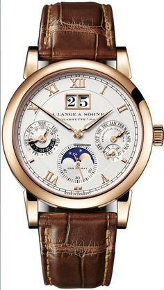 A. Lange & Söhne [NEW] Langematik Perpetual Calendar 310.032E (Retail:EUR 75.100) ~ SPECIAL OFFER: HK$440,000.