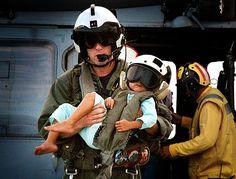 U.S. Navy photo by Seaman Ryan Clement  You rock them helmet and shades boy ;)