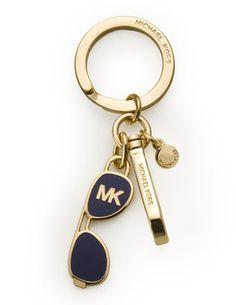Michael Kors Aviator Key Fob only $38 #aff