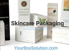 Skincare Packaging