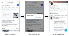 Back to Basics: App optimization and Firebase indexation - Search Engine Land Seo Manager, Search Engine Land, App Marketing, Maps Video, Longest Word, Seo Strategy, Kaizen, Back To Basics, User Experience