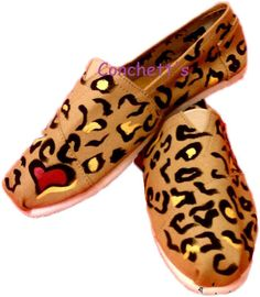 because everything is better in animal print