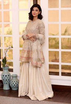 Suffuse by Sana Yasir Pakistani Party Wear Dresses, Shadi Dresses, Pakistani Wedding Outfits, Pakistani Dress Design, Indian Dresses, Indian Outfits, Pakistani Couture, Eid Dresses, Boys Fashion Dress