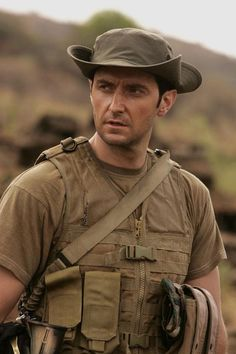 Richard Armitage as John Porter in Strike Back (2010-2011)