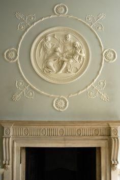 Historically restored Robert Adam Townhouse | Hackett Holland Ltd, London