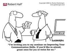 Communication Skills (Img -> RobertHalf)