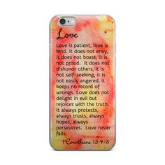 Christian Bible Verses CGT iPhone Cases Archives - Christian Graphic Tees