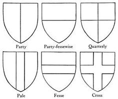 Coat of Arms Templates Medieval Shield Template Medieval Crafts, Medieval Party, Chateau Fort Moyen Age, Castle Party, Medieval Shields, Knight Party, Image Beautiful, Armor Of God, Vacation Bible School