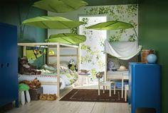 Quartos de encantar. #DiadaCriança #decoração #presentes #crianças #IKEAPortugal