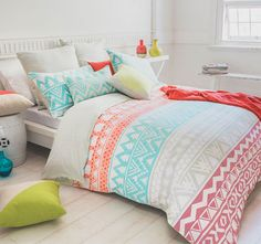 Got to have this - Bambury Indiana Quilt Cover Set Range