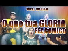O QUE TUA GLORIA FEZ COMIGO (Cover + Tutorial) VOCATO - YouTube