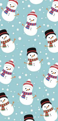Snowman  wallpaper by ZomBae_ - 892f - Free on ZEDGE™