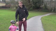 Have you ever tried to teach your kids to ride a 2 wheeler. There are some great ideas in thisshort video even before they are ready to get them on the right track.  https://www.youtube.com/watch?v=NCFQ_JYRD4o