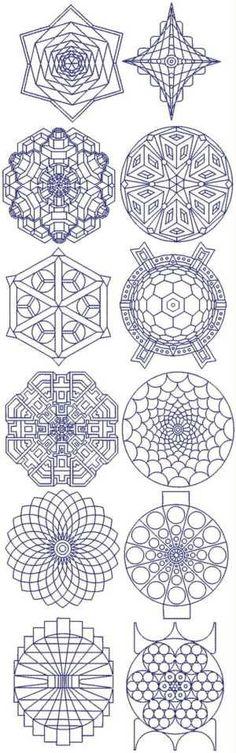 fractal by Cymantha Garcia