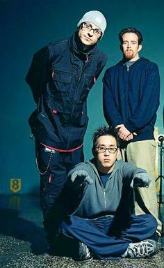 Old school Linkin Park ❤❤ love this!