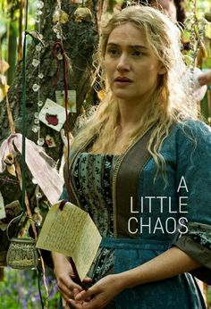 A Little Chaos The most beautiful Kate Winslet film, (also starring and) directed by Alan Rickman. My favourite scenes were this garden, the pear garden, and when the women gathered privately. Kate Winslet, Best Period Dramas, A Little Chaos, Sexy Librarian, Alan Rickman, Stanley Tucci, Moving Pictures, Film Stills, Movie Costumes