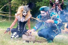 Wilderness Festival - A celebration of the Arts and Outdoors in the wilds of England