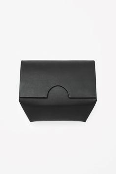 Small constructed bag - Black - Bags & Purses - COS DE