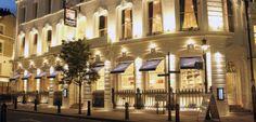 Carluccio's, Covent Garden, WC2E  My favourite restaurant in Covent Garden