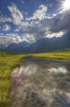 Eagle River - Get tips for #Alaska #Fishing Trips: http://www.thewondermap.com/alaska-fishing-trips/