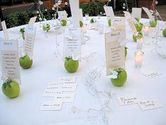 decorar con manzanas - Buscar con Google