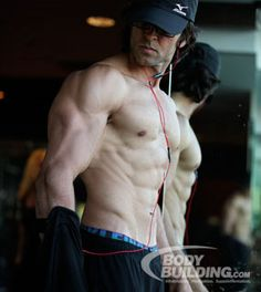 Hrithik Roshan Personal Fitness Program