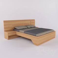 - Lilly is Love Bedroom False Ceiling Design, Bedroom Bed Design, Bedroom Furniture Design, Small Room Bedroom, Bed Furniture, Home Decor Bedroom, Wood Bed Design, Bed Frame Design, Cama Design