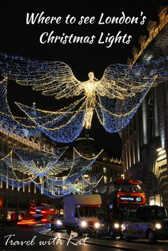 Where to see the best Christmas Lights in London
