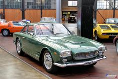 1963 Maserati Sebring Series 1 (Vignale, Carrozzeria Marchesi) | Flickr - Photo Sharing!