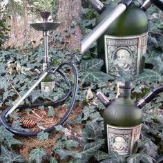 Hookah diplomatico rum