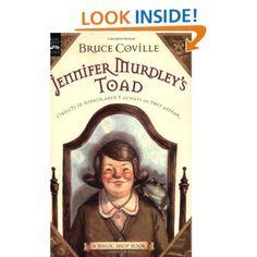 Jennifer Murdley's Toad: A Magic Shop Book: Bruce Coville,Gary A. Lippincott: 9780152062460: Amazon.com: Books