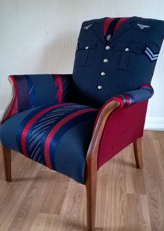 vintage parker knoll armchair, patchwork | eBay