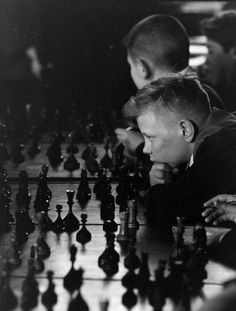 Chess tournament.