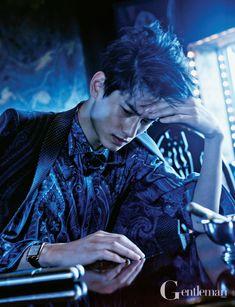 2014.12, Gentleman, Kim Tae Hwan