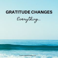 Gratitude List: 101 Things to Be Grateful For -