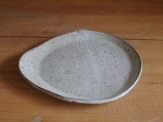 タタラ変形皿(L)
