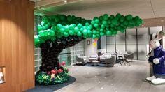 Balloon tree. Alice