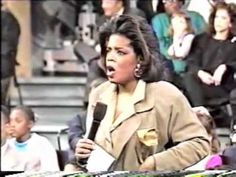 Here's the Teenage Mutant Ninja Turtles Taking Over Oprah Winfrey,back before she was the Oprah we know  now.  and that opening music...