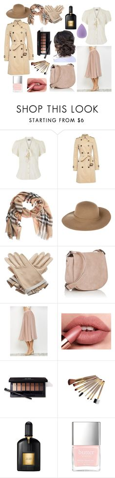 Spring by polina-komarova on Polyvore featuring мода, Burberry, Deux Lux, Armani Jeans, Hermès and Tom Ford
