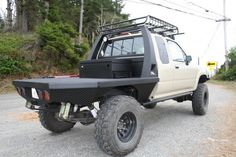 Anyone Have a Flat-bed on your rig? - Tacoma World Forums